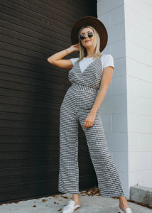 Gingham Jumper