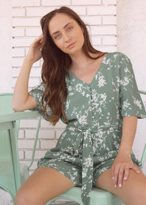 Springing Forward Romper
