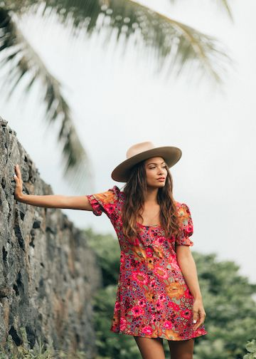 Laurel Canyon Safari Dress