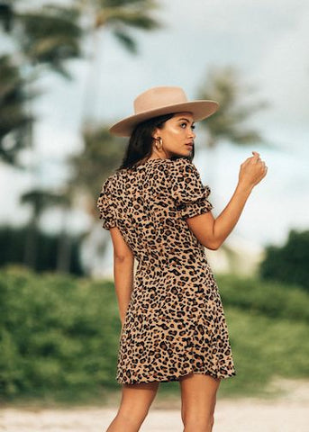 Kenya Safari Dress