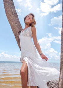 Next To You Lace Maxi