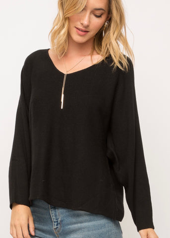 Easy Breezy Pullover
