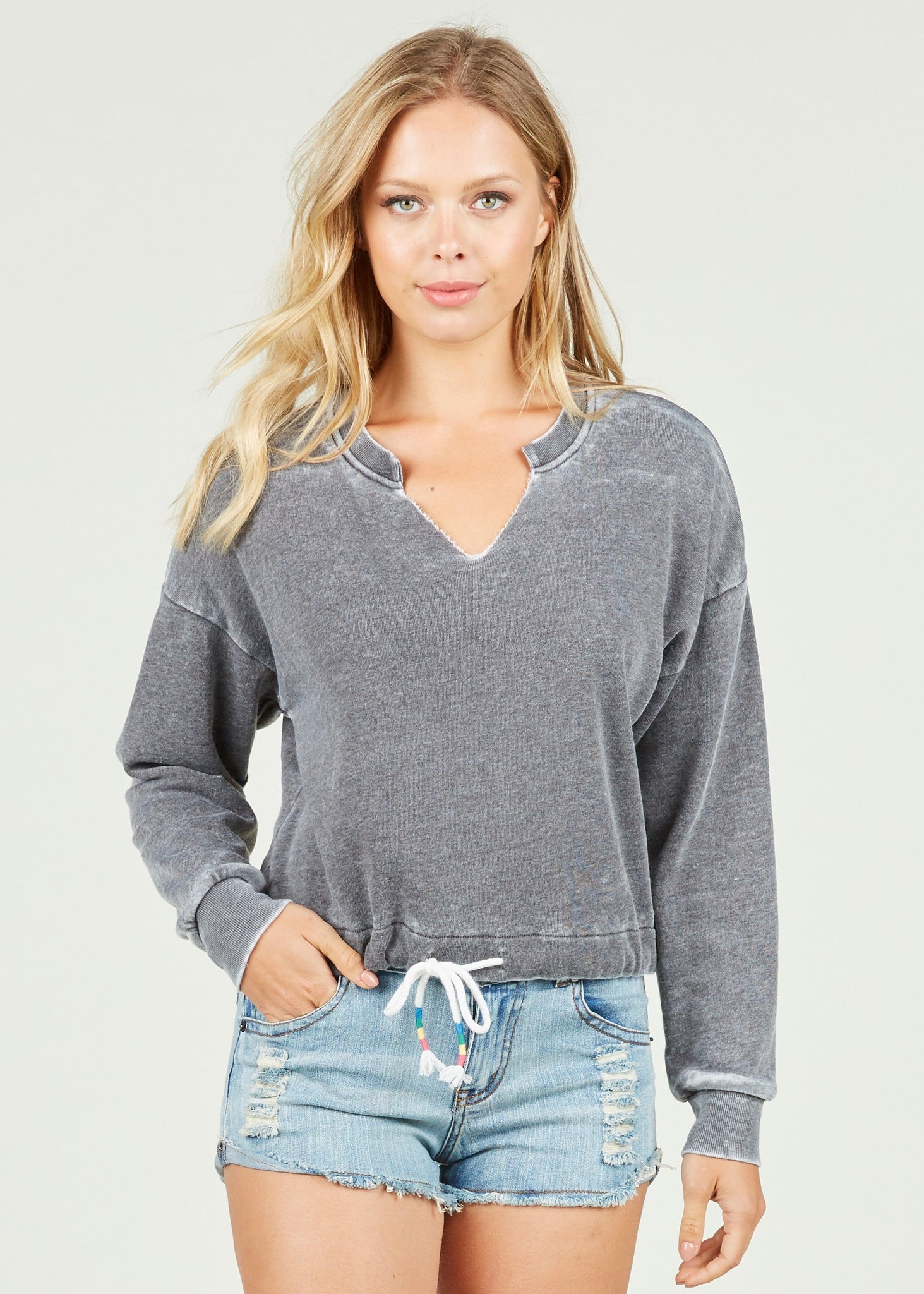Island Girl Pullover