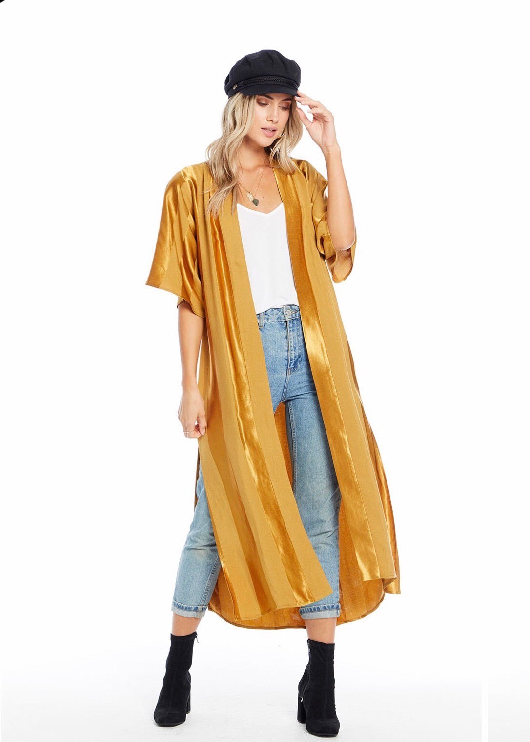 Amber Sunsets Duster