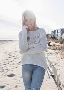 Beach This Way Pullover