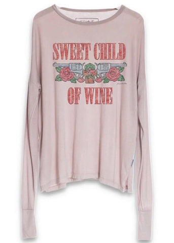 Sweet Child Of Wine Tee