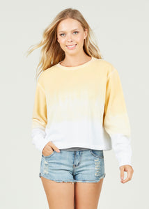 Golden Sunset Pullover