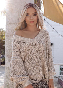 Sunset Days Sweater