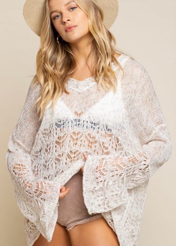 Vacay Dreaming Sweater