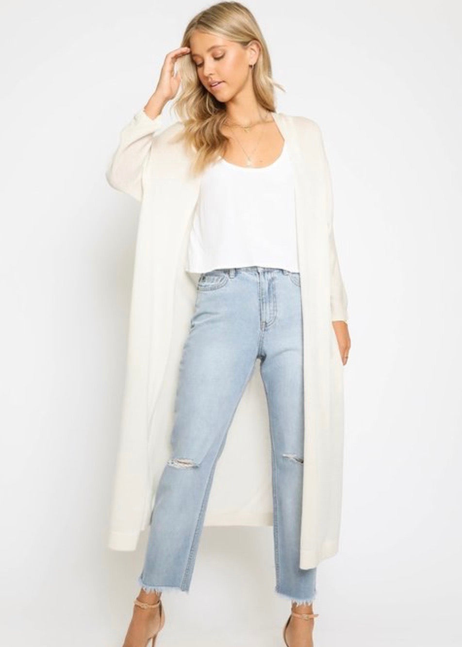 Easy Breezy Cardigan