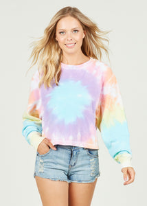 Tie Dying Over You Pullover