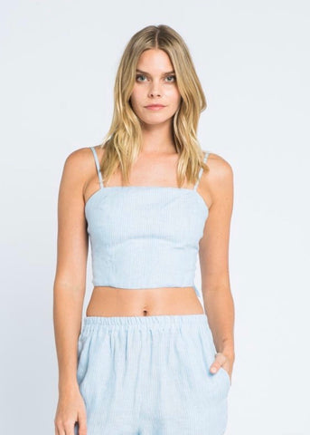 Baby Blues Crop