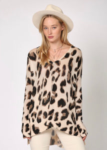 Never A Cheetah Tunic