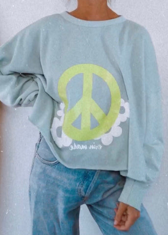 Peace Lounger Pullover
