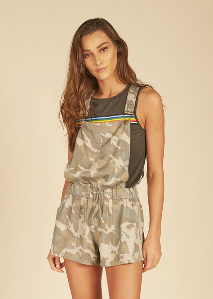 Summer Camo Overall
