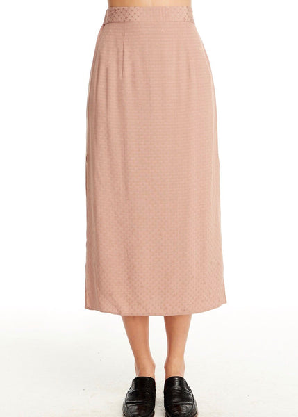 Starry Eyes Midi Skirt