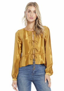 Pure Gold Blouse