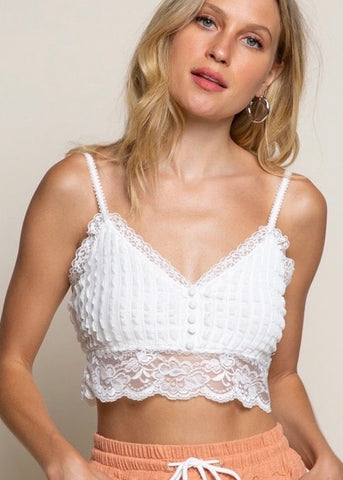Never Leaving Home Bralette