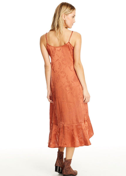 Sienna Blossom Slip Dress