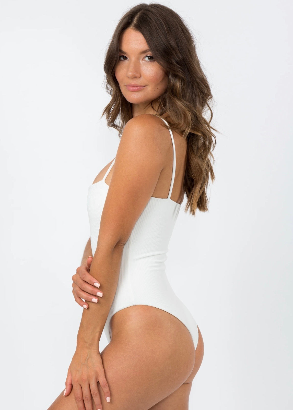White Naomi One Piece