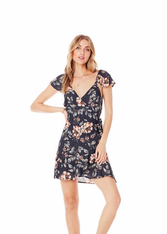Garden Dream Mini Dress