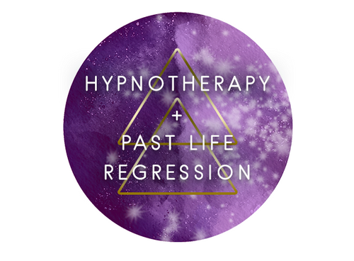 HYPNOTHERAPY + PAST LIFE REGRESSION