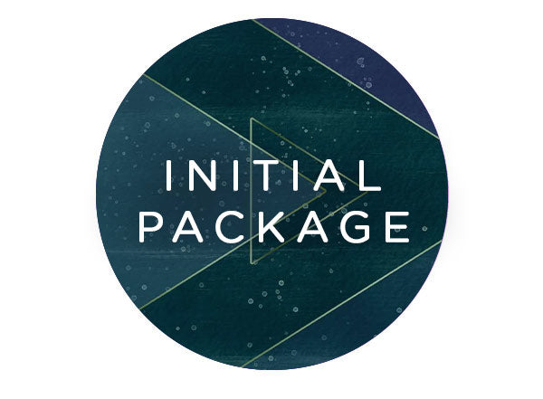 INITIAL PACKAGE (Save $100)