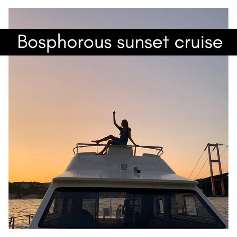 Bosphorus Sunset yacht tour