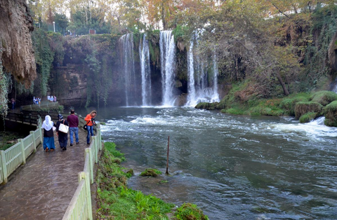 Termesos & Duden Waterfall Tour