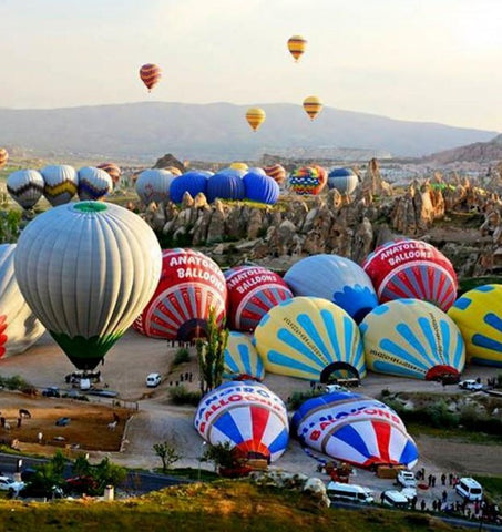 Hot Air Balloon Flight CAPPADOCIA