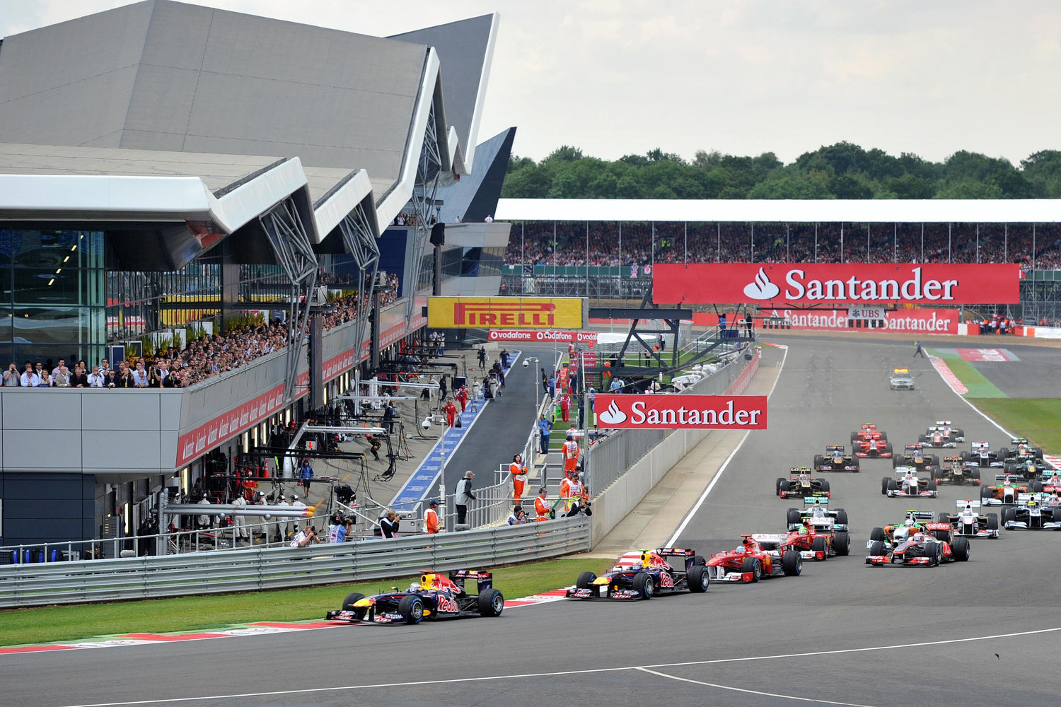 Cloos Life: Best Formula 1 races worth travelling to!