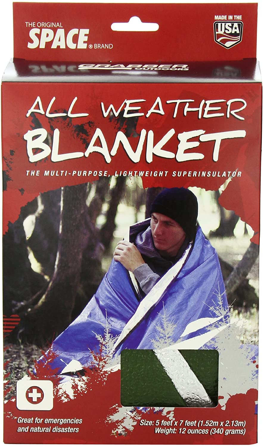 Space Brand All Weather Blanket
