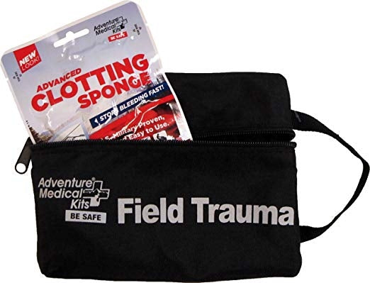 Field Trauma Kit with Quikclot by Adventure Medical Kits