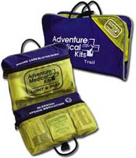 Light and Fast Trail Medical Kit - Adventure Medical Kits
