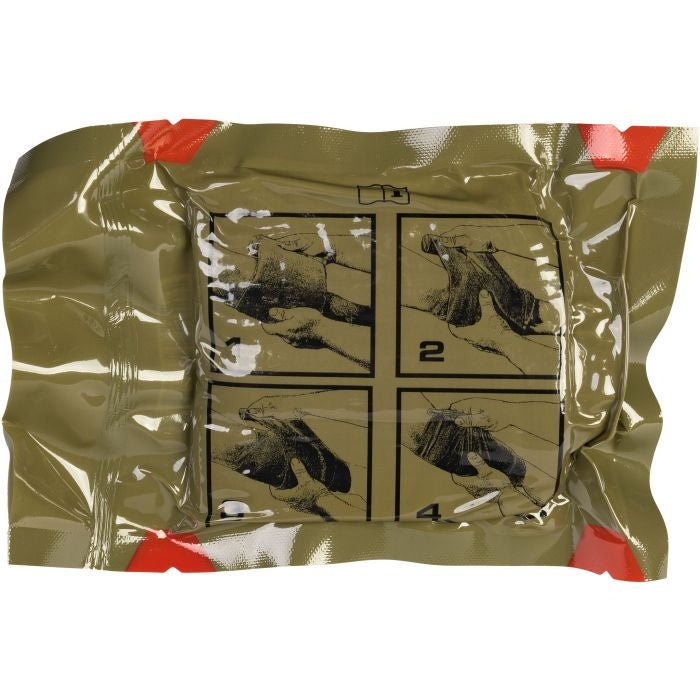 Flat Emergency Trauma Dressing (ETD) - 6 inch by North American Rescue