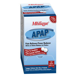 First Aid Kit Refill Pain Reliever