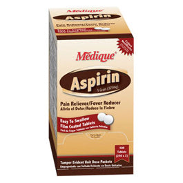 Survival Kit Medical Kit Aspirin