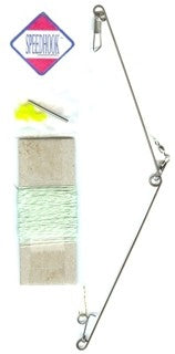 Military Speedhook Fishing and Trapping Kit