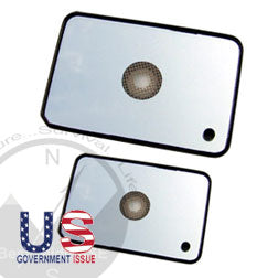 Military Glass Signal Mirrors
