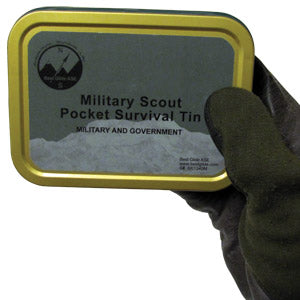 Military Scout Survival Kit