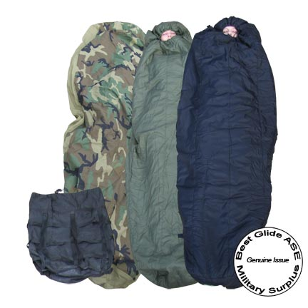 Military Sleep System Stuff Sack