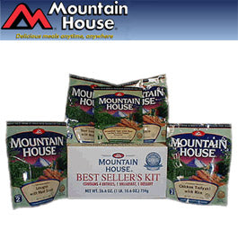 Mountain House Best Sellers Food Kit