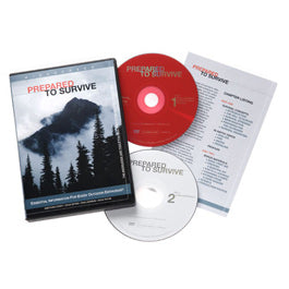 Wilderness Survival Prepared to Survive DVD