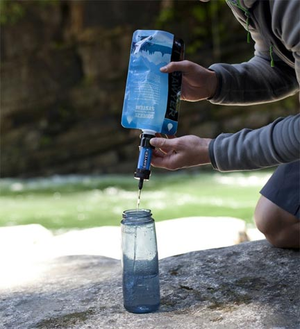 Sawyer MINI Water Filter System