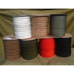 Genuine Military Issue Parachute Cord