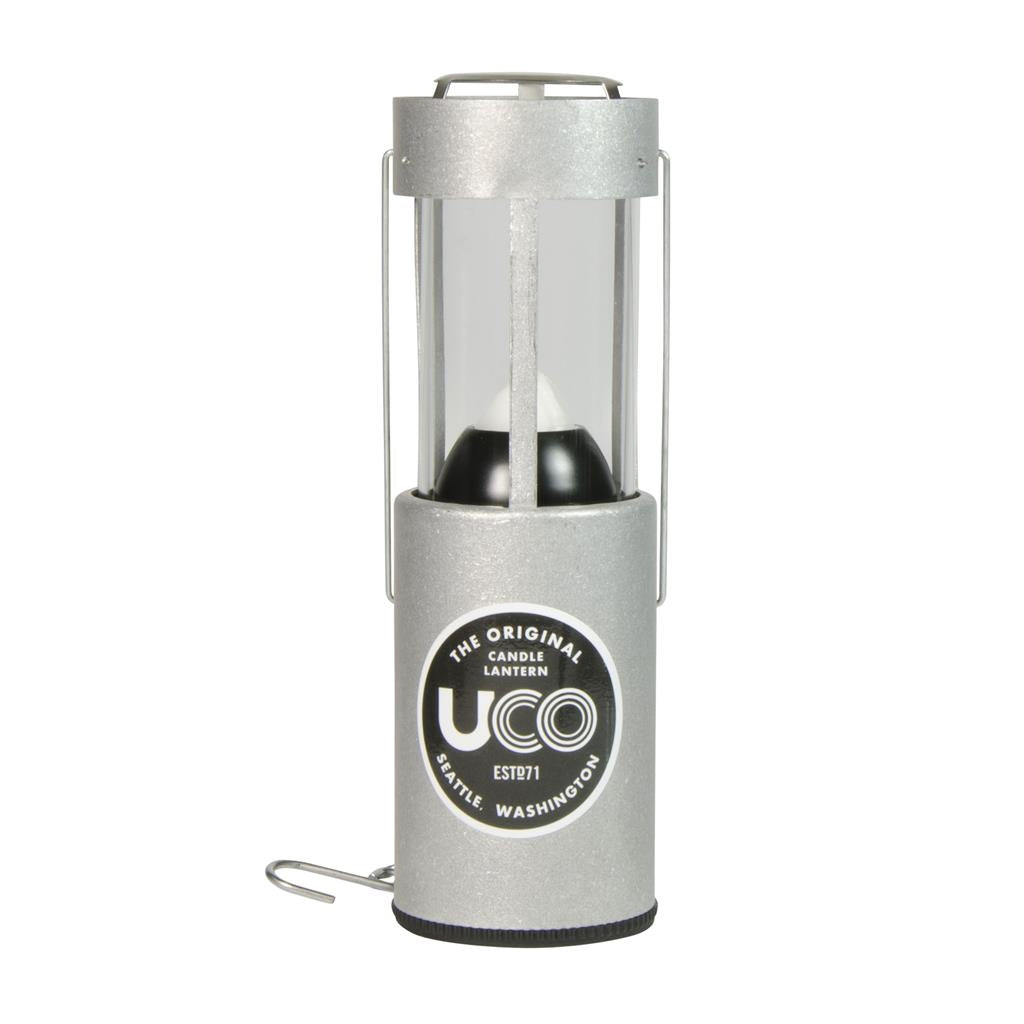 Original Candle Lantern by UCO - Aluminum (non-anodized)