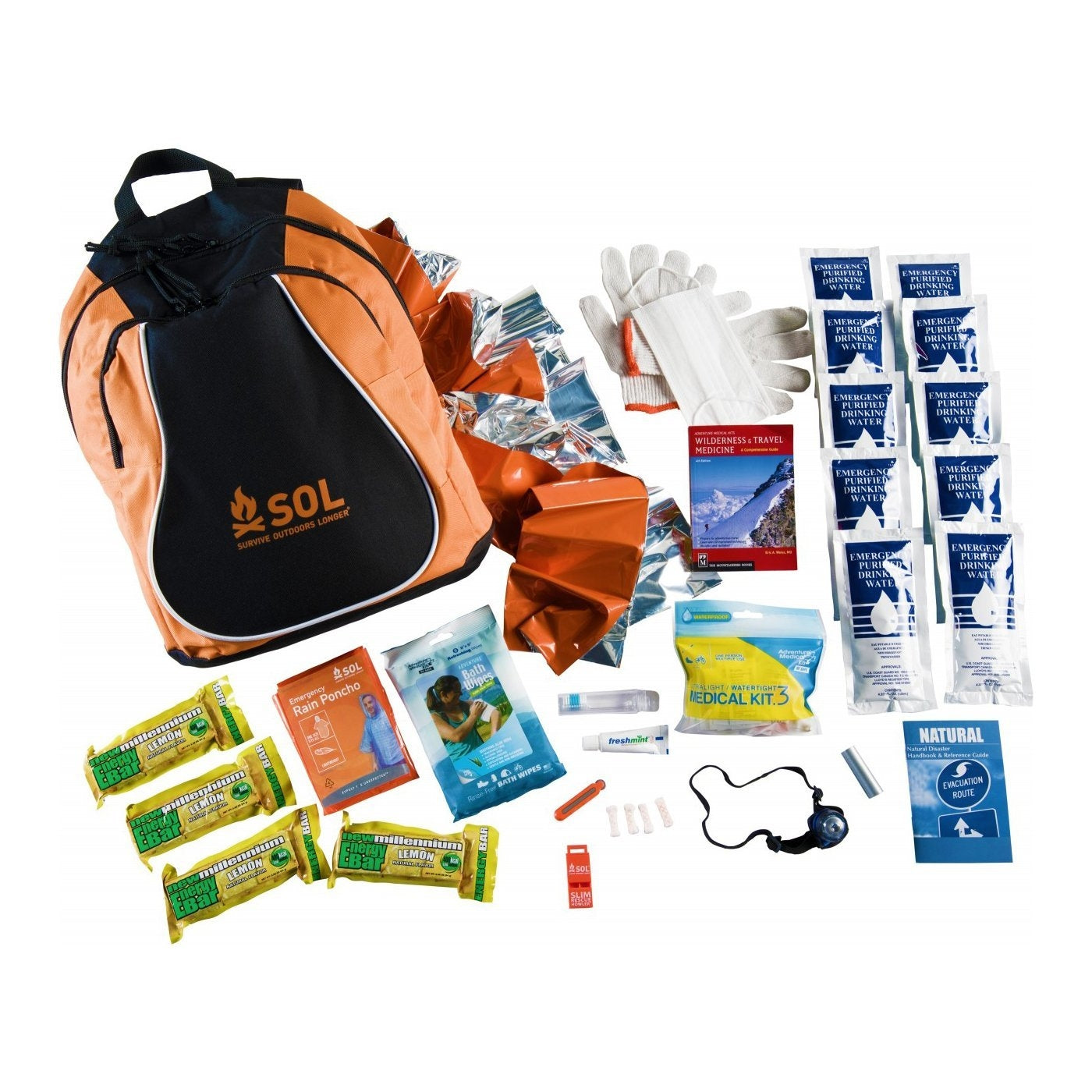 Urban Survivor Kit by Survive Outdoors Longer