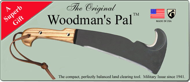 Replacement Leather Sheath for Woodman's Pal #284
