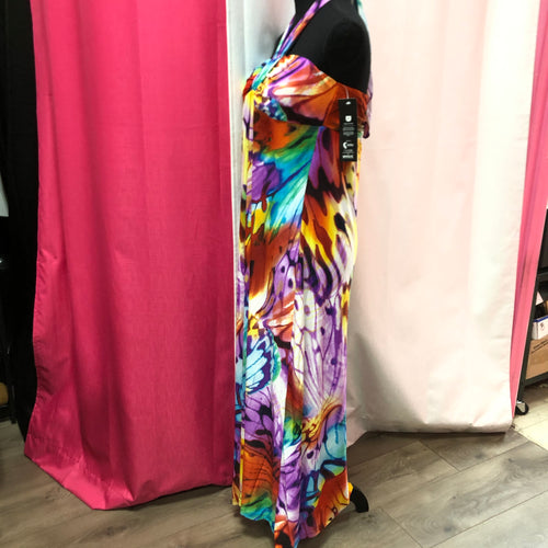Mlle Gabrielle Multicolored long Dress