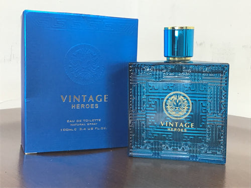 Vintage Heroes Men's Cologne